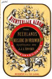 Dichterlijk album voor Neérlands meisjens en vrouwen