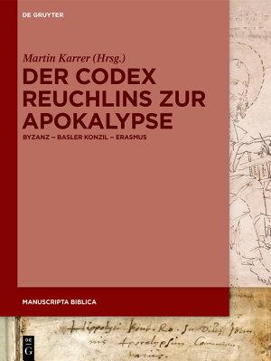 Der Codex Reuchlins zur Apokalypse PDF