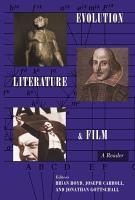 Evolution  Literature  and Film PDF