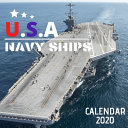 US Navy Ships 2020 Calendar