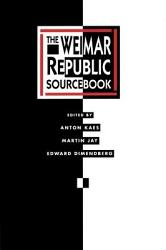 The Weimar Republic Sourcebook Book PDF