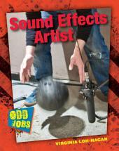 Sound Effects Artist