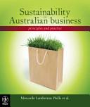 Sustainability in Australian Business PDF