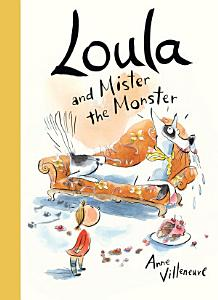 Loula and Mister the Monster Book