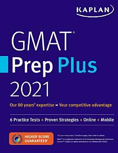 GMAT Prep Plus 2021 PDF