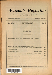 Watson's Magazine: Volume 21, Issue 6