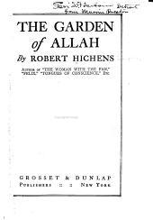 The Garden of Allah: Volume 1