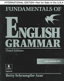 Fundamentals Of English Grammar Book PDF