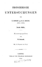 Ostwalds Klassiker der exakten Wissenschaften: Ausgabe 38
