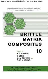 Brittle Matrix Composites: New eco-mechanical index for concrete structures