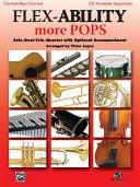 Flex ability More Pops    Solo duet trio quartet With Optional Accompaniment PDF