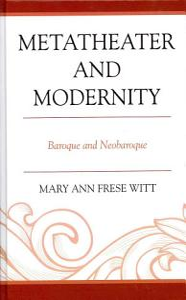 Metatheater and Modernity PDF