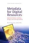 Metadata for Digital Resources PDF