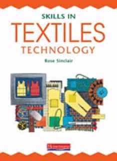 Skills in Textiles Technology Book