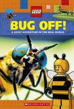 LEGO® Nonfiction: Bug Off Level 2 reader