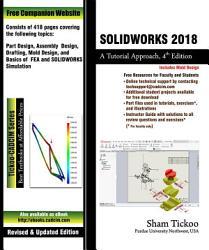 SOLIDWORKS 2018  A Tutorial Approach  4th Edition PDF