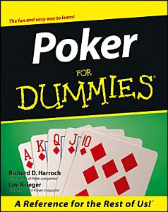 Poker For Dummies PDF
