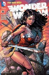 Wonder Woman (2011-) #36