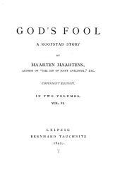 God's Fool: A Koopstad Story, Volume 2