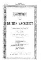 The British Architect PDF