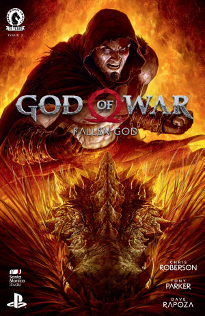 God of War  Fallen God  2