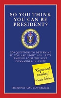 So You Think You Can Be President  PDF