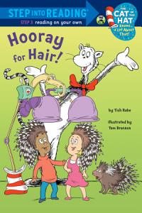 Hooray for Hair   Dr  Seuss Cat in the Hat  Book