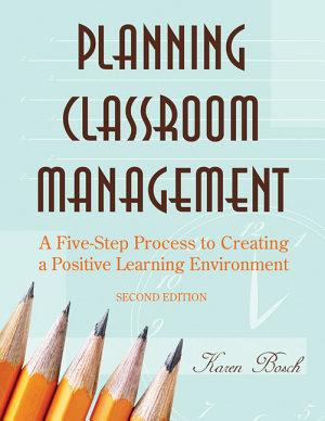 Planning Classroom Management