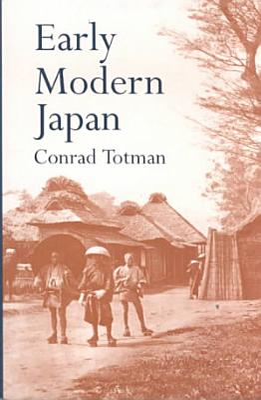 Early Modern Japan PDF