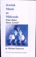 Jewish Music as Midrash PDF