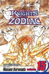 Knights of the Zodiac (Saint Seiya), Vol. 15: The Undersea Shrine