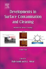 Developments in Surface Contamination and Cleaning, Volume 8