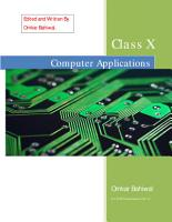 A Guide to Java Programming PDF