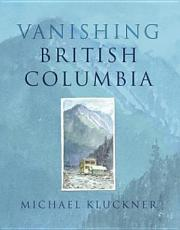 Vanishing British Columbia PDF
