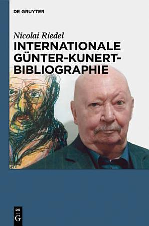 Internationale G  nter Kunert Bibliographie 1947 2011 PDF