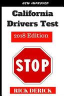 California Drivers Test PDF