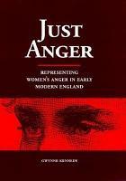Just Anger PDF