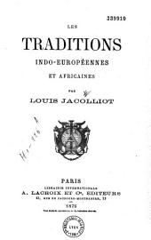 Les traditions indo-européennes et africaines