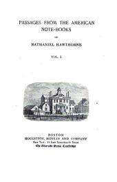 The Works of Nathaniel Hawthorne: Volume 6