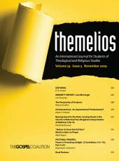 Themelios, Volume 34, Issue 3: Issue 3