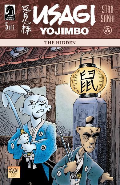 Usagi Yojimbo  The Hidden  5 PDF