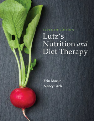 Lutz s Nutrition and Diet Therapy