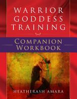 Warrior Goddess Training Companion Workbook PDF