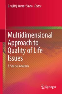 Multidimensional Approach to Quality of Life Issues PDF