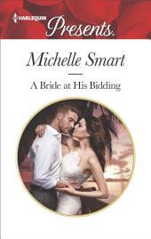 A Bride at His Bidding