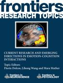 Current Research And Emerging Directions In Emotion Cognition Interactions
