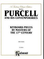 Purcell and Contemporaries: Piano Collection