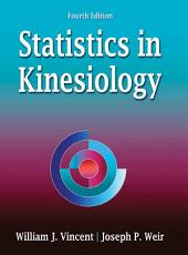 Statistics in Kinesiology 4th Edition
