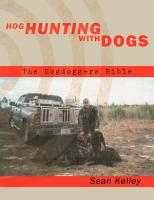 Hog Hunting with Dogs PDF