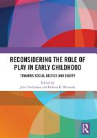 Reconsidering The Role of Play in Early Childhood PDF